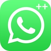 Duplicate WhatsApp++ icon
